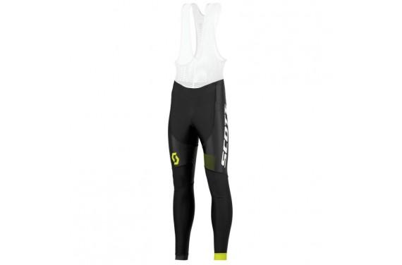 Scott Długie spodnie z szelkami RC Pro
