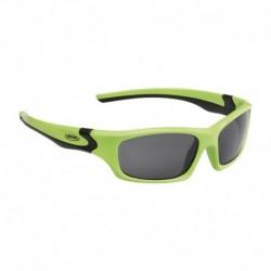 ALPINA OKULARY DZIECIĘCE FLEXXY TEEN kolor GREEN-BLACK szkło BLK S3