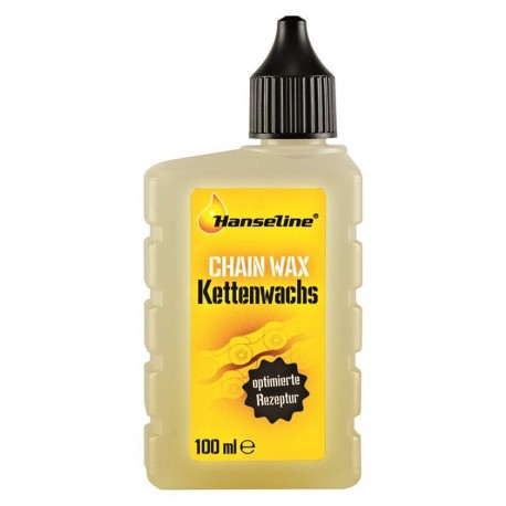HANSELINE Oliwka 100 ml CHAIN WAX (wosk do łańcucha)