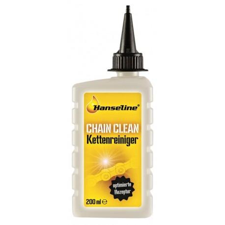 HANSELINE Płyn 200 ml CHAIN CLEAN  (preparat do czyszczenia łańcucha)