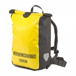 ORTLIEB KURIERS.  PLECAK MESSENGER BAG YELLOW-BLACK 30L