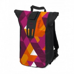 ORTLIEB PLECAK VELOCITY DESIGN 24L VECTOR PURPLE-ORANGE O