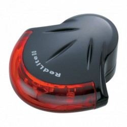 TOPEAK LAMPA TYLNA RED LITE II BLACK