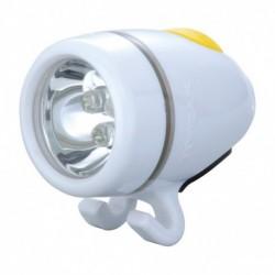 TOPEAK LAMPA PRZEDNIA WHITE LITE II 3 DIODY WHITE