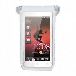 "TOPEAK POKROWIEC SMARTPHONE DRYBAG 4 WHITE (ekrany 3-4"")"