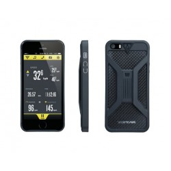 TOPEAK POKROWIEC RIDECASE FOR iPHONE 5/5S BLACK