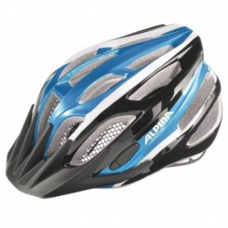 ALPINA KASK FB JUNIOR 2.0 BLACK-BLUE-WHITE 50-55
