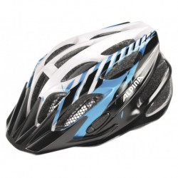 ALPINA KASK FB JUNIOR 2.0  FLASH BLACK-BLUE-WHITE 50-55