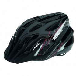 ALPINA KASK FB JUNIOR 2.0 FLASH BLACK-WHITE-RED 50-55