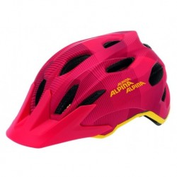 ALPINA KASK CARAPAX JUNIOR FLASH RED-ORANGE 51-56