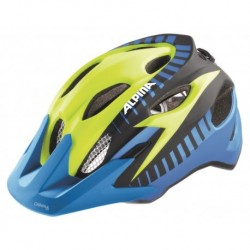 ALPINA KASK CARAPAX JUNIOR FLASH BLUE-YELLOW-BLACK 51-56