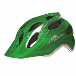 ALPINA KASK CARAPAX JUNIOR GREEN-WHITE 51-56