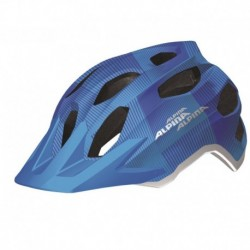 ALPINA KASK CARAPAX JUNIOR BLUE-WHITE 51-56