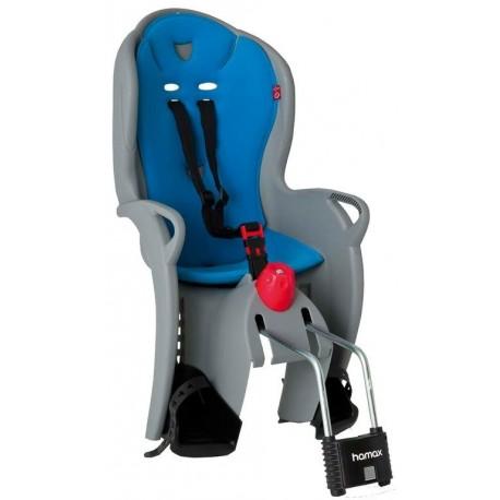 Fotelik dziecięcy HAMAX Sleepy Szary/niebieski