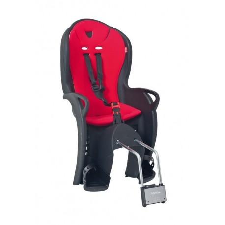 Fotelik dziecięcy HAMAX Kiss Czarno-Czerwony