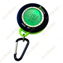 Krokomierz TEASI step + kompas + barometr + altimetr + termometr