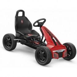 PUKY Go-Cart-opony pompowane  F 550 L  schwarz / rot