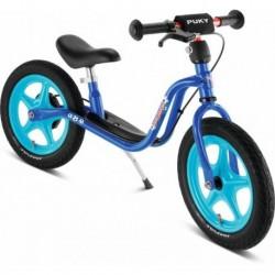 PUKY Rowerek biegowy standard z hamulcem LR 1Br blau Fußball
