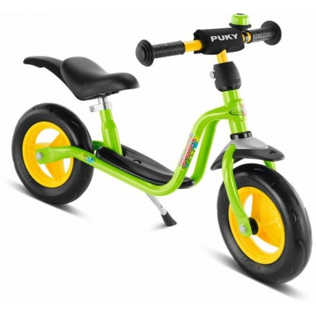 PUKY Rowerek biegowy średni LR M Plus kiwi