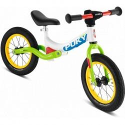 PUKY Amortyzowany rowerek biegowy  LR Ride weiß/kiwi