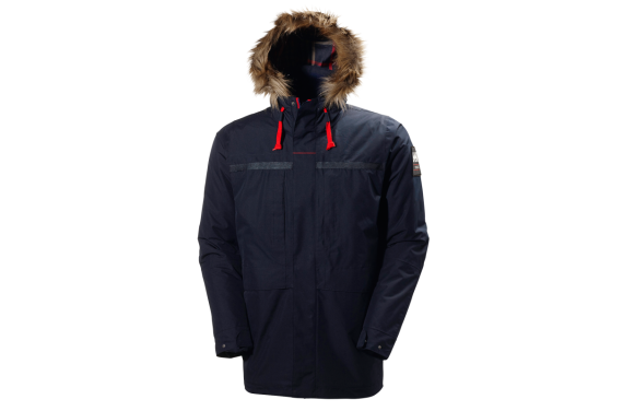 Kurtka Helly Hansen COASTAL 2 PARKA  BLACK
