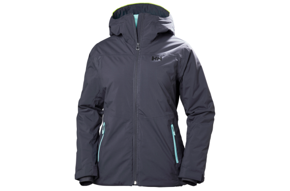 Kurtka Helly Hansen W SUNVALLEY JACKET  GRAPHITE BLUE
