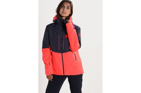 Kurtka Helly Hansen W FREEDOM JACKET  CINNAMON