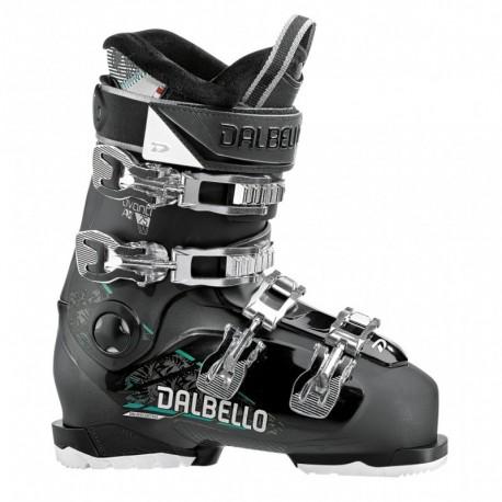Buty narc. damskie Dalbello AVANTI AX 75 W LS BLACK/BLACK