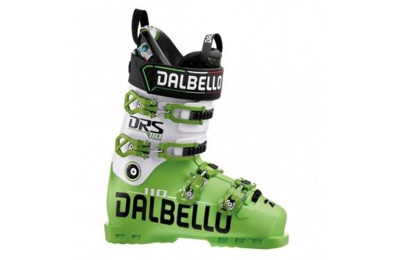 Buty narc. Dalbello DRS 110 UNI LIME/WHITE