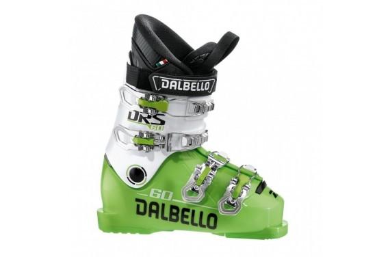 Buty narc. junior Dalbello DRS 60 JR LIME/WHITE