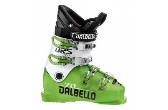 Buty narc. junior Dalbello DRS 70 JR LIME/WHITE