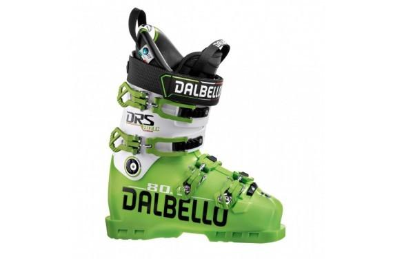 Buty narc. Dalbello DRS 80 LC UNI LIME/WHITE