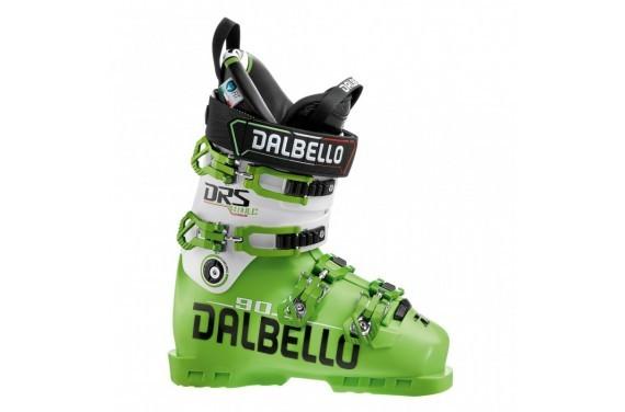 Buty narc. Dalbello DRS 90 LC UNI LIME/WHITE