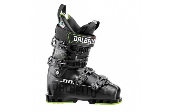 Buty narc. Dalbello DRS 90 LC AB UNI BLACK/BLACK