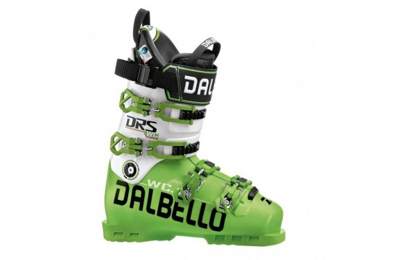 Buty narc. Dalbello DRS WORLD CUP 93 XS LIME/WHITE