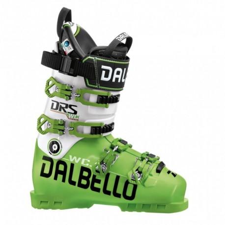 Buty narc. Dalbello DRS WORLD CUP 93 XS LIME/WHITE
