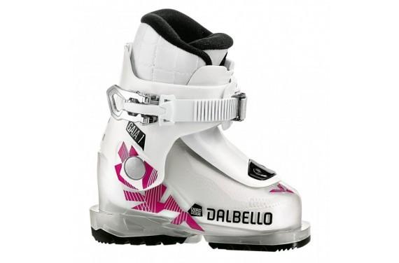 Buty narc. junior Dalbello GAIA 1.0 JR TRANSP/WHITE