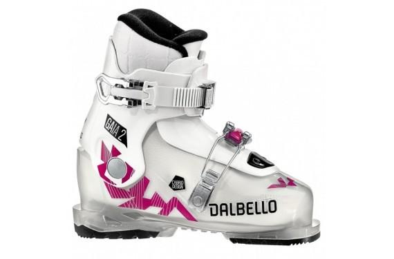 Buty narc. junior Dalbello GAIA 2.0 JR TRANSP/WHITE