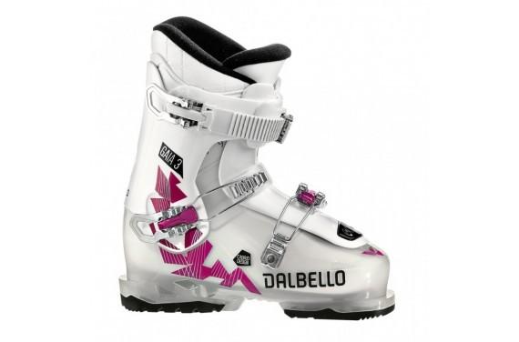 Buty narc. junior Dalbello GAIA 3.0 JR TRANSP/WHITE
