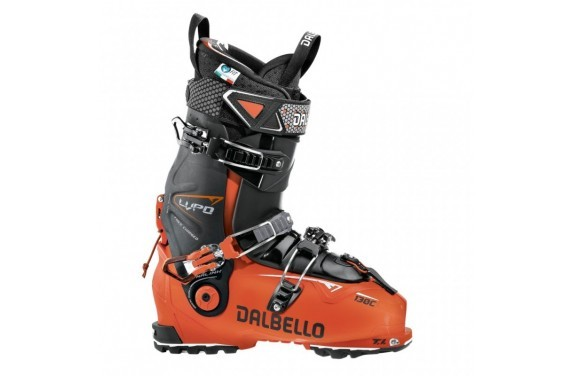 Buty narc. Dalbello LUPO 130 C UNI ORANGE/BLACK