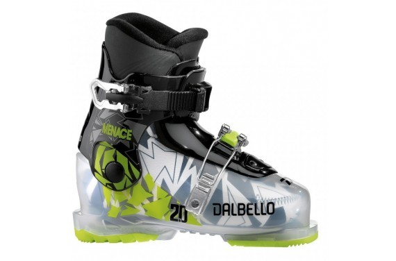 Buty narc. junior Dalbello MENACE 2.0 JR TRANSP/BLACK