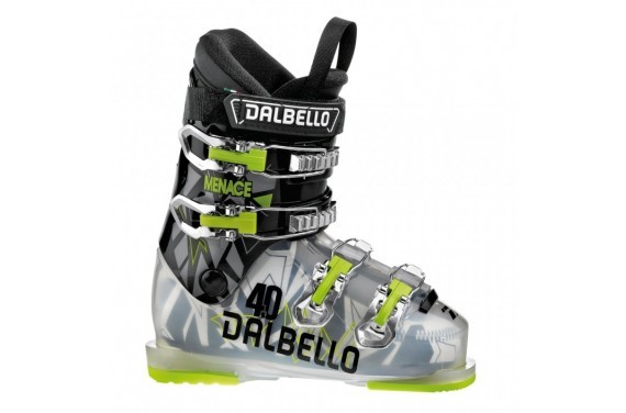 Buty narc. junior Dalbello MENACE 4.0 JR TRANSP/BLACK
