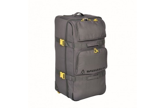 Torba Voelkl TRAVEL WHEEL BAG 120 L GRAY
