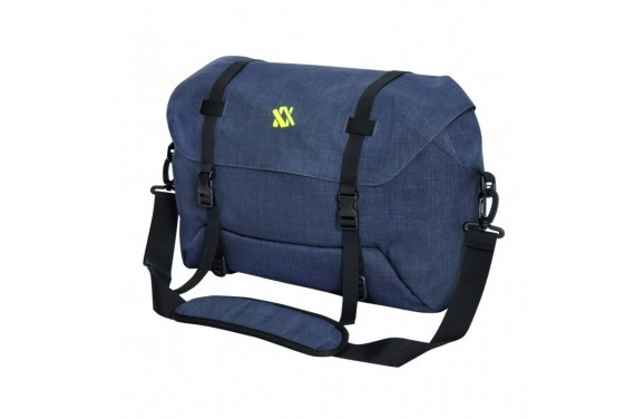 Torba Voelkl FREE MESSENGER BAG TRUE BLUE