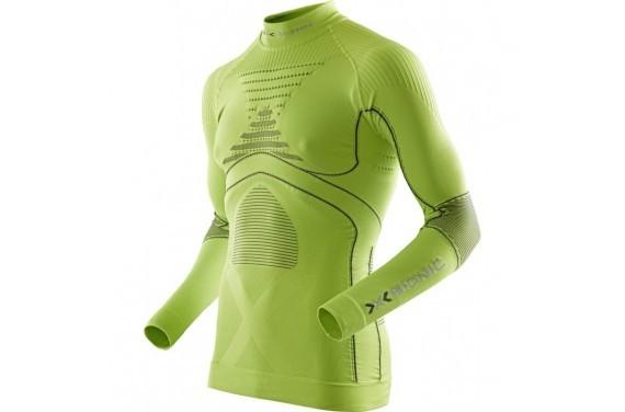 Koszulka męska z golfem X-Bionic EVO