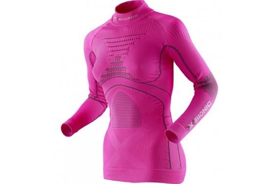 Koszulka damska z golfem X-Bionic EVO