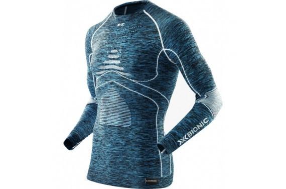 Koszulka męska X-Bionic ACC_EVO MELANGE