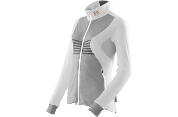Bluza damska z pelnym zamkiem X-Bionic RACOON FULL ZIP UPD