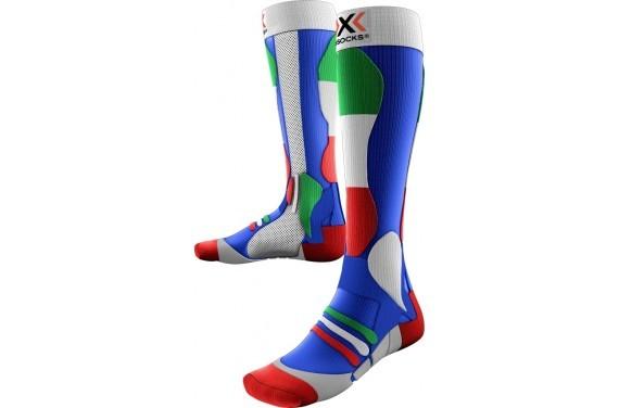 Skarpety X-Socks SKI PATRIOT WŁOCHY