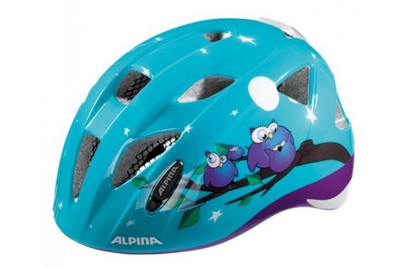 ALPINA KASK XIMO FLASH OWLS 47-51
